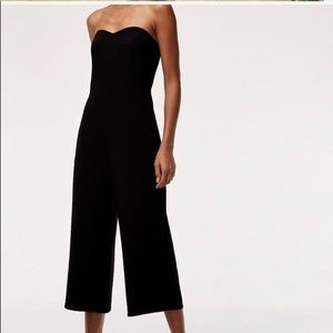 Strapless jumpsuit - Babaton